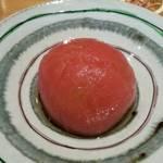 正音 - トマトのダシ浸し