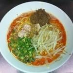 中村商店 - 料理写真:汁あり坦々麺
