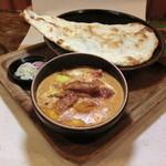 ガラム マサラ - 料理写真:バターチキンカレー