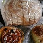 こなひき小屋 - 買ったパンたち