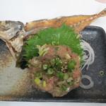 港鶴 - お刺身