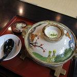 長寿庵 蕎匠 - 鍋やきうどん