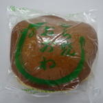 和菓子処 おがわ  - どら焼き「うぐいす餡」                     2014年6月