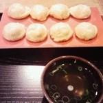 ぶぶ亭 - 明石焼き