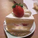 プチプランス - 2014.7. ショートケーキ