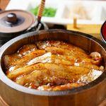 黒豚ひつまぶし+ビュッフェ付   1日限定10食