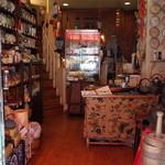 三徳堂 - 1階はプーアル茶専門店