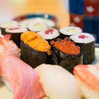 牛の握りはもちろん、お寿司にもこだわります!
