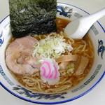 時代屋  - 名代にぼし正油-680円 (2008.9)