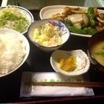 中華キッチンかなめ - 料理写真:昼の日替わりランチ+