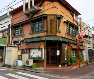 炭火焼肉 たけのうち - 西区笠取町、住宅街の交差点あります