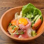 breaq - さかな丼900円
