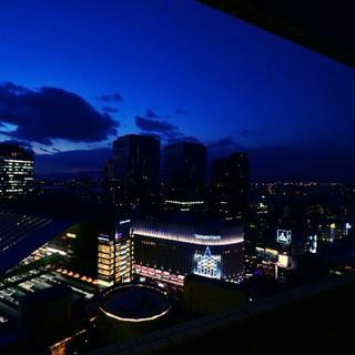 地上127mから見る梅田の夜景は絶景!