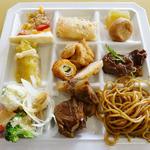 紀伊見荘 - 料理写真:ランチバイキング