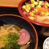 丸三寿し - 料理写真:ばらちらし定食