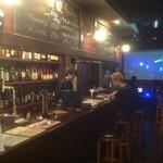 Music Bar Teen Spirits - 気軽に座れるカウンター