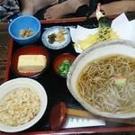 29361929 - 天ぷらそば定食1350円