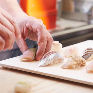 厳選された鮮魚と確かな技が生み出す最高の逸品
