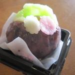 薩摩蒸氣屋 - 上生菓子[川涼み]