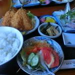 磯料理マルゴ - 黄金定食 1600円