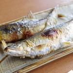鵜の庵 鵜 - 料理写真:塩焼き