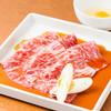 泰元 - 料理写真:サーロイン焼きすき