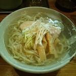kobiki tei - しおらーめん 750円