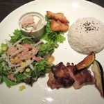 Dining Cafe As Domani - カフェごはんランチ(2014/07/30撮影)