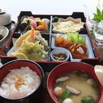 日本料理ときわ荘 - 料理写真: