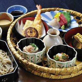 神田明神ゆかりの料理