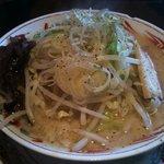 らーめん馬鹿 神屋 - 雷神麺680円