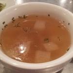 サンクスギビングデイ - スープ