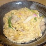 すゑひろ - 親子丼 ¥410-