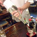 八幡や - 2014/07/☆  美味しい日本酒!