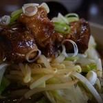 ふうりん - 料理写真:角煮ラーメン。