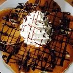 チョコチップパンケーキ