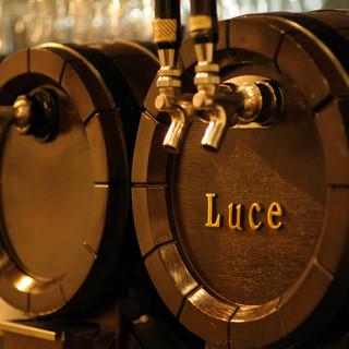 名物!イタリア直送の樽生ワイン(赤・白・赤泡・白泡)