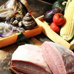 土竜 - 料理写真:素材にめっちゃ拘っています!