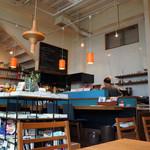 リード カフェ - 店内