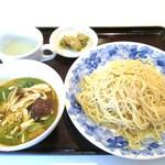 中国料理 吉華 - 料理写真:鯖ダシつけ麺