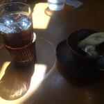 cafe de LaLa - アイスコーヒーと