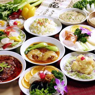 料理長の北京ダックコース
