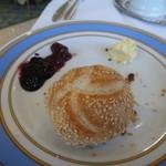 Bayerischer Hof  - ドイツのパンも美味しいです