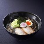 西麻布 五行 - 焦がし味噌麺