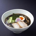 京都 五行 - 焦がし醤油麺
