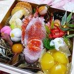 京料理 わた奈べ - 料理写真:壱の重