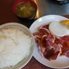 たけおか - 料理写真:ジンギスカン定食