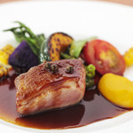 Le Salon de Legumes - 【お野菜に囲まれたお肉料理】