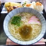 大黒軒 - にゅう麺定食