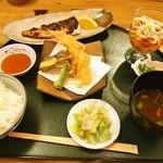 和ビストロ 桂 - 焼き魚御膳